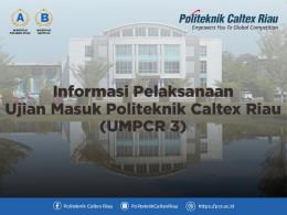 Gambar INFORMASI PELAKSANAAN UMPCR III 2019