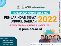 Gambar PENERIMAAN MAHASISWA BARU 2022 DIBUKA